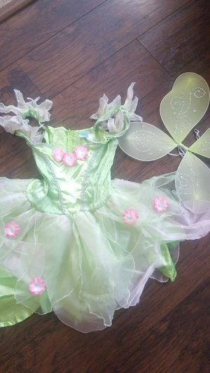 Tinkerbell halloween costume for Sale in National City, CA