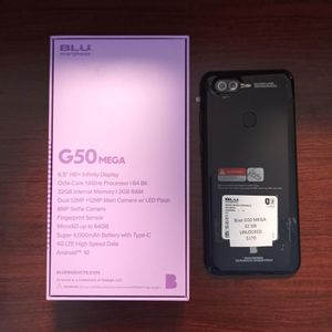 BLU G50 Mega UNLOCKED for Sale in Fort Lauderdale, FL
