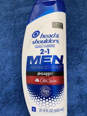 Head & Shoulders 2in1 Men Old Spice for Sale in Riverside, CA