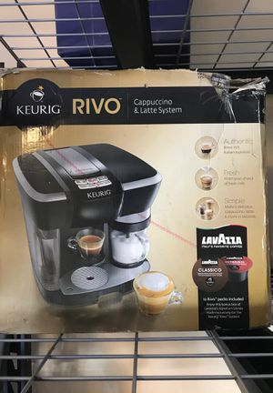 Keurig Rivo cappuccino and latte for Sale in San Leandro, CA