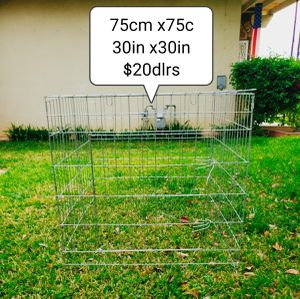 Cages / flypens / voladeros / jaulas for Sale in Madera, CA