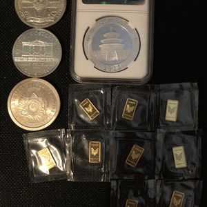 Silver Coins & Gold Bars for Sale in Auburn, WA