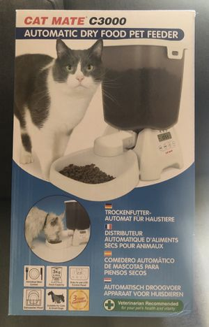 Automatic Pet Feeder for Sale in Seattle, WA