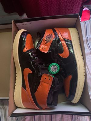"Jordan 1 ""Shattered Backboards"" Size 8.5 for Sale in Everett, MA"