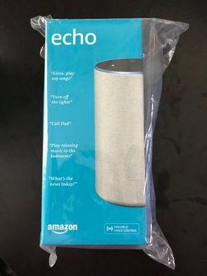 NEW Amazon Echo for Sale in Bend, OR