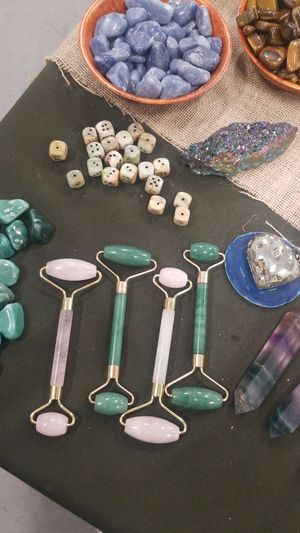 Crystals, healing stones, amethyst and more for Sale in Los Angeles, CA