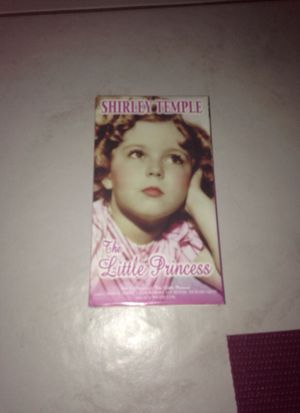 Shirley Temple VHS Set The Little Princess for Sale in Clearwater, FL