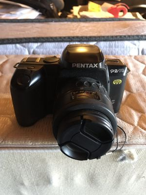 Pentax film camera with telephoto lense for Sale in Redwood City, CA