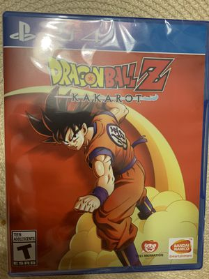 Dragonball z Kakarot for Sale in Fairfax, VA