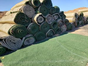 $135 a roll! Used Artificial Grass Turf for Sale in Richmond, VA