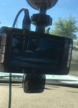 GIINII GD-188x dual camera CAR CAMERA for Sale in Phoenix, AZ