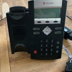 Polycom IP331 PoE VoIP Phone for Sale in Inverness,  IL