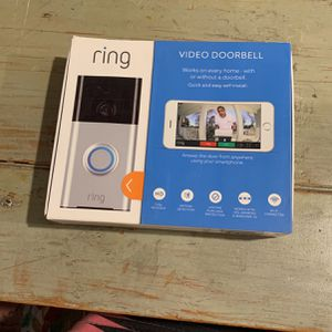 Ring Video Doorbell for Sale in San Francisco, CA