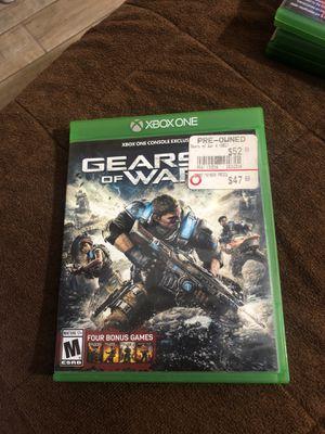 Gears of war 4 for Sale in Riverside, CA