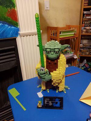 Lego Star Wars Yoda Edition for Sale in Elizabeth, IN