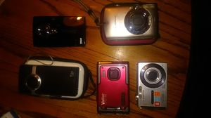 Lot of cameras for Sale in Olympia, WA