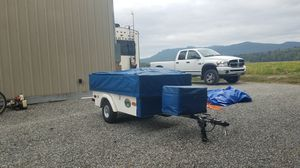 Tent Trailer, Windward motorcycle tent trailer for Sale in Mount Vernon, WA