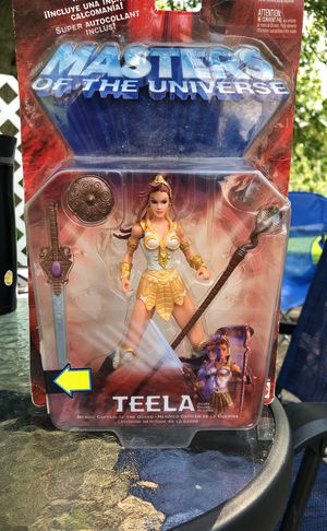Masters of the Universe Teela Action Figure for Sale in Red Cloud, NE