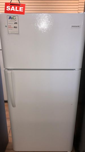 FIRST COME!!CONTACT TODAY! Refrigerator Fridge Frigidaire Top Mount #1485 for Sale in Silver Spring, MD