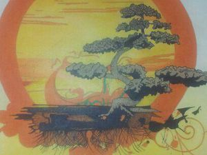 Chinese oil painting for Sale in Bridgeport, CT