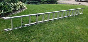 Rigid 28' Fiberglass Extension Ladder for Sale in Eden Prairie, MN