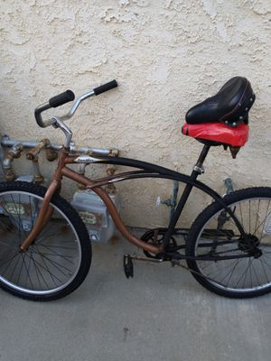 Micargi beach cruiser with two seats for Sale in HUNTINGTN BCH, CA