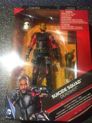 Deadshot Suicide Squad 6-Inch Action Figure DC Multiverse Will Smith Batman for Sale in Queens, NY