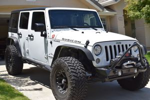 2017 Jeep Wrangler Rubicon Unlimited for Sale in Fresno, CA