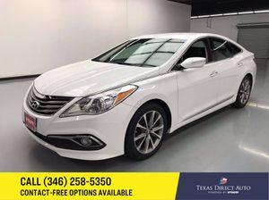 2017 Hyundai Azera for Sale in Stafford, TX