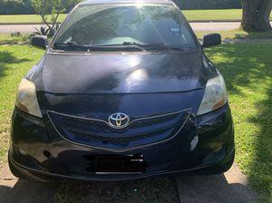 08 Toyota Yaris for Sale in Dallas, TX