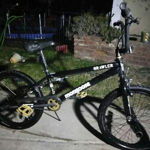 "20"" Mongoose Brawler Bmx Trick Bike 100$ Obo for Sale in Huntington Beach, CA"