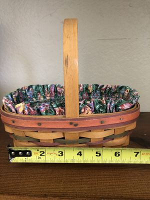 Longaberger Small Easter Combo for Sale in Moreno Valley, CA