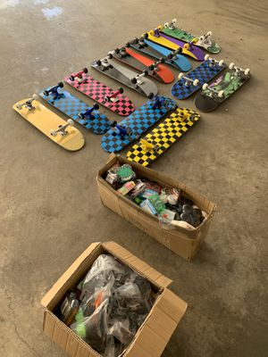 Complete skateboards low prices for Sale in Los Angeles, CA