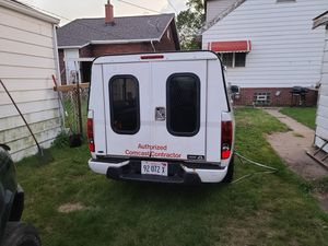 Pick Up bed tool box camper for Sale in East Chicago, IN