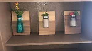 Hanging Mason Jar Plant Holders for Sale in Long Beach, CA