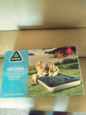 Twin air mattress for Sale in Brookhaven, PA