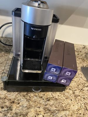 Nespresso Vertuoline Espresso/Coffee Maker for Sale in Pittsburgh, PA