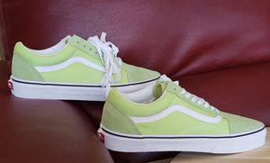 New Vans old skool 'sharp green ' size 9.5 for Sale in Lewisville, TX
