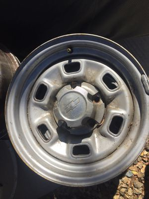 Ralley type wheels(4) for Sale in Atascadero, CA