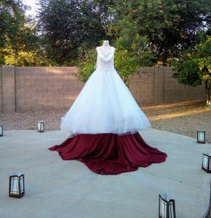 Disney Princess Wedding Dress for Sale in Queen Creek, AZ