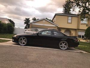 1998 Lexus Sc 300 One owner for Sale in Miramar, FL