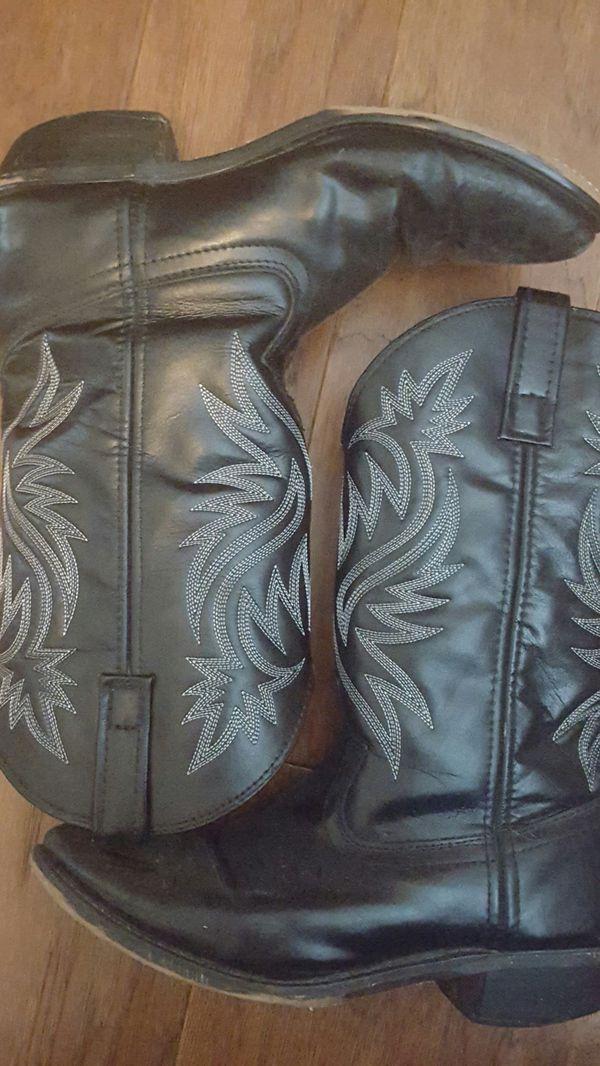 Laredo Men's 8 1/2 D Cowboys Boots