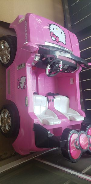 Child car pink for Sale in Irving, TX