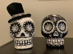 Day of the Dead 💀 skulls for Sale in Hollywood, FL