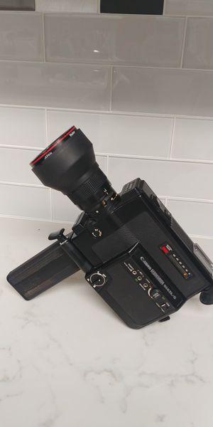 canon super 8mm camera package for Sale in San Antonio, TX