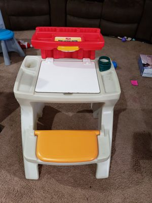 Kids art desk for Sale in Litchfield Park, AZ