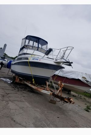 1989 Carver w/trailer for Sale for Sale in Detroit, MI