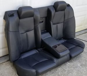 09-14 NISSAN MAXIMA LEATHER REAR SEATS OEM GOOD CONDITION for Sale in Atlanta, GA