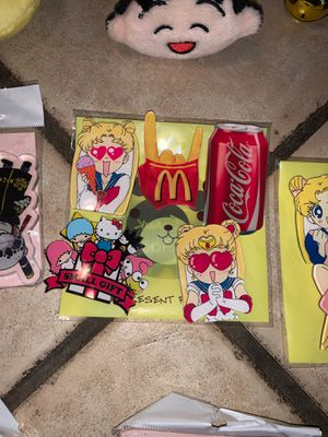 Sailor moon pins for Sale in Los Angeles, CA