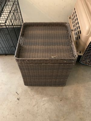 Outdoor basket for Sale in North Richland Hills, TX
